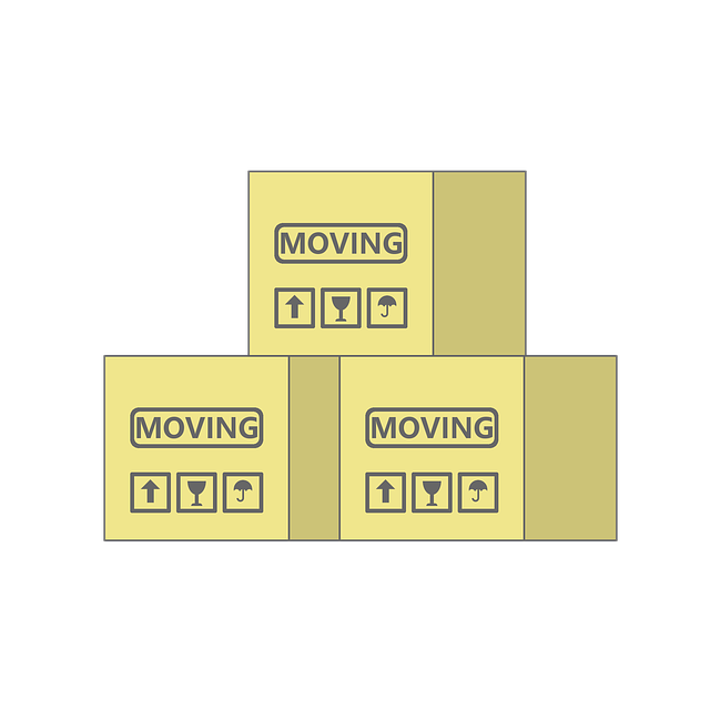 3 boxes stacked ready for moving location Image by MartinD23 from Pixabay