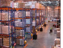 Distribution warehouse - fluctuations in workload